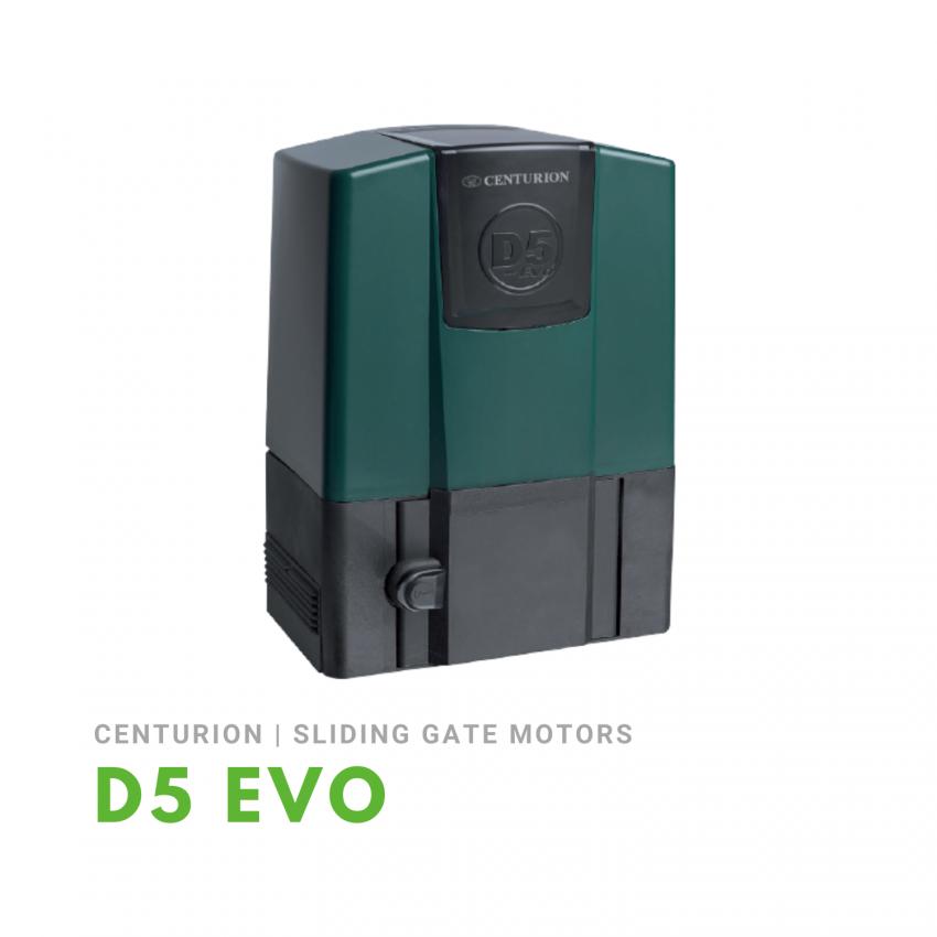 Centurion D5 Evo Sliding Gate Motor Durban
