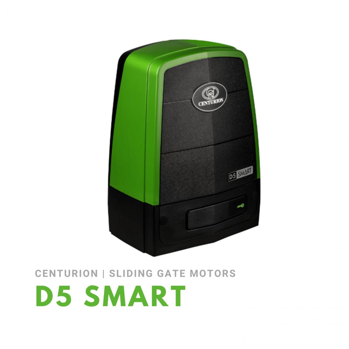 Centurion D5 Smart Sliding Gate Motor Durban