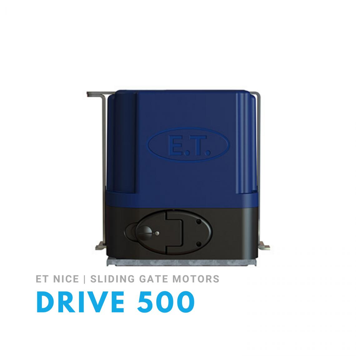 ET Drive 500 Sliding Gate Motor Durban