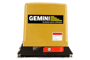 Gemini Sliding Gate Motor